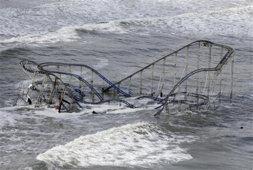 UN climate scientist: Sandy no coincidence