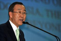 UN Secretary-General Ban Ki-moon will participate in a public video chat with young people