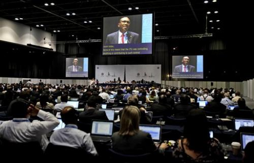 US seeks to drop Internet from UN telecoms talks