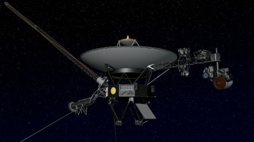 Data from NASA's Voyager 1 point to interstellar future