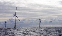 Walney offshore wind farm is world's biggest (for now)