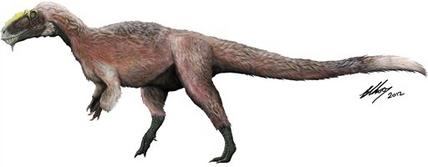 Warm and fuzzy T. rex? New evidence surprises (AP)
