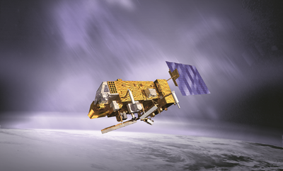 Weather satellite to be delivered in orbit to Eumetsat