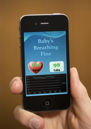 While You Were Sleeping Monitor Alerts Parents If Baby