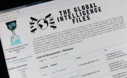 WikiLeaks claimed the Stratfor emails reveal the