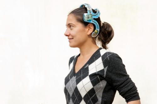 Wireless low-power active-electrode EEG headset presented