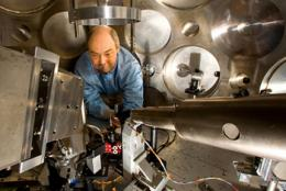 World record neutron beam at Los Alamos National Laboratory