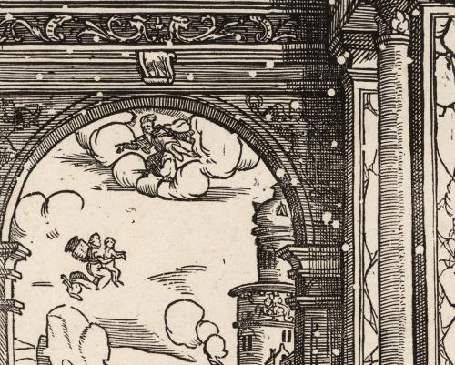 Wormholes from centuries-old art prints reveal the history of the 'worms'