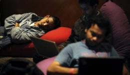 Young people are tiring of social networks like Facebook, Google+, Twitter, Orkut, a study said