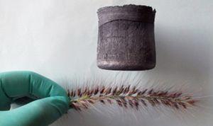 Researchers produce ultra-light aerogel