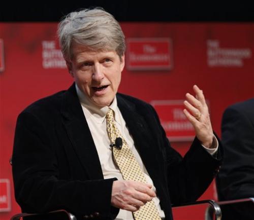 3 Americans win economics Nobel prize