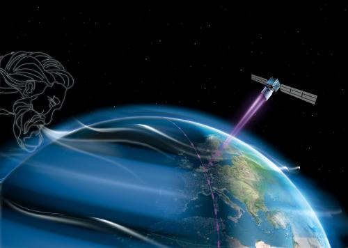 90 million laser shots bring wind satellite back on track