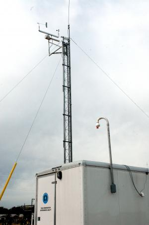 AgriLife Research now monitoring sulfur dioxide in Amarillo