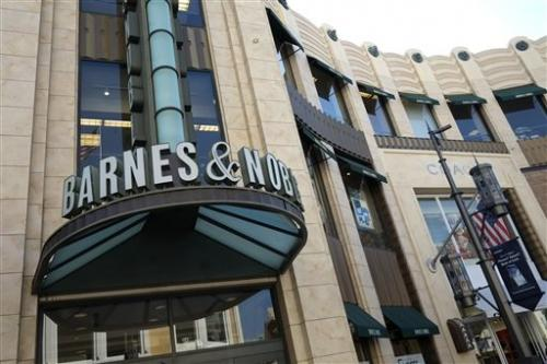 Barnes & Noble's loss more than doubles