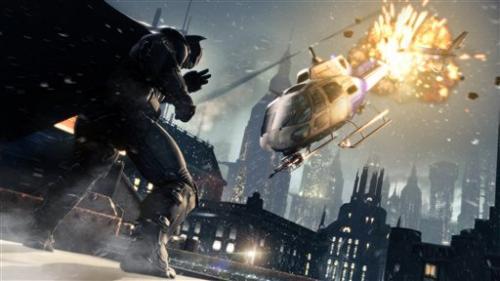 Batman set to begin again in 'Arkham Origins' game