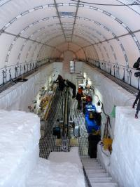 Bedrock breakthrough in Antarctica