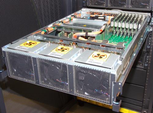 Blue Gene active storage boosts I/O performance at JSC