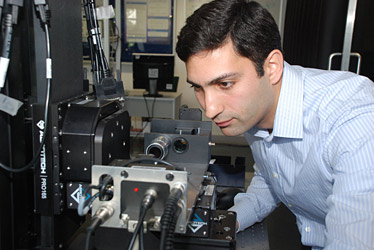 Bright future beckons for metrology researcher