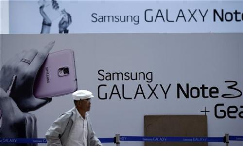 Chip growth leads Samsung to another record profit