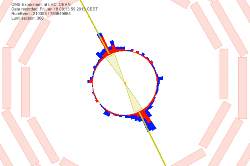 Colliding different particle species: The LHC's proton-lead run