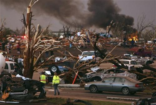 Could global warming change tornado season, too?