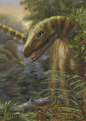 Dinosaur predecessors gain ground in wake of world's biggest biodiversity crisis