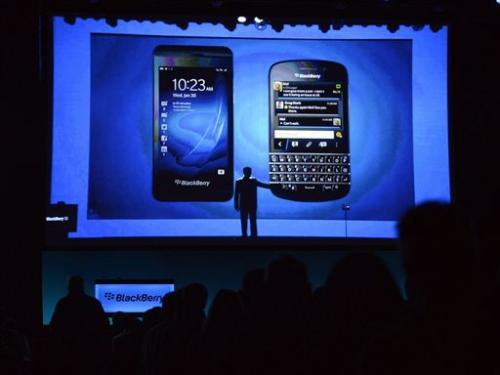 Fairfax to buy BlackBerry for $4.7 billion