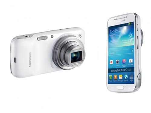 GALAXY S4 zoom: First smartphone to offer 10x optical zoom
