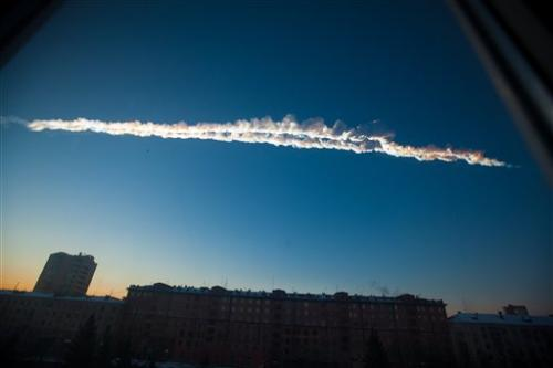 Giant chunk of Russian meteorite found in lake