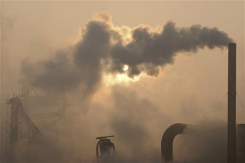 Greenhouse gases make high temps hotter in China