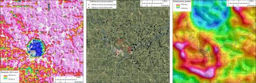 Iowa meteorite crater confirmed