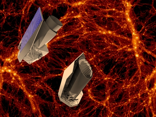 Last piece of the puzzle for ESA dark Universe mission