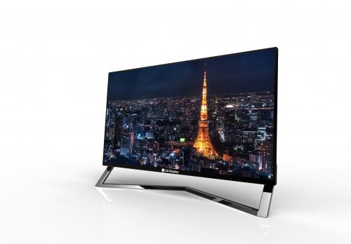 LG display develops world's first Intel WiDi enabled LCD panel for monitors