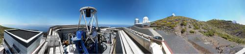 Liverpool Telescope plans double-sized successor