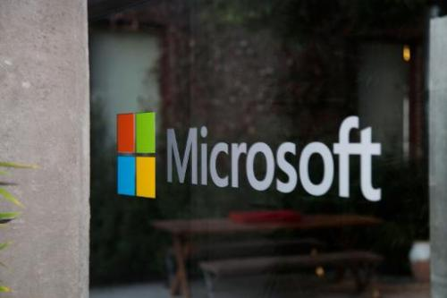 "Microsoft announced it worked with police in Europe and the United States to disrupt a ""dangerous"" army of virus-infec"