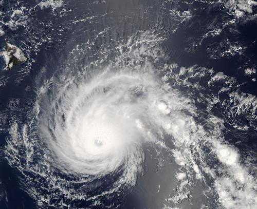 More hurricanes for Hawaii?