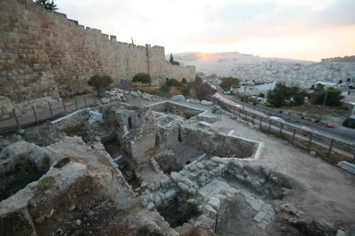 Mt. Zion dig reveals possible second temple period priestly mansion