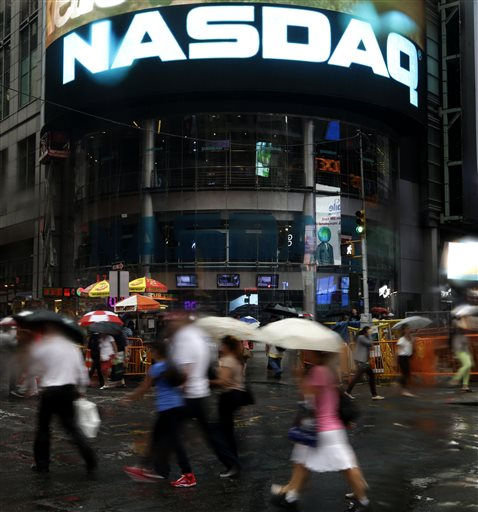 Nasdaq trading halts for 3 hours due to glitch