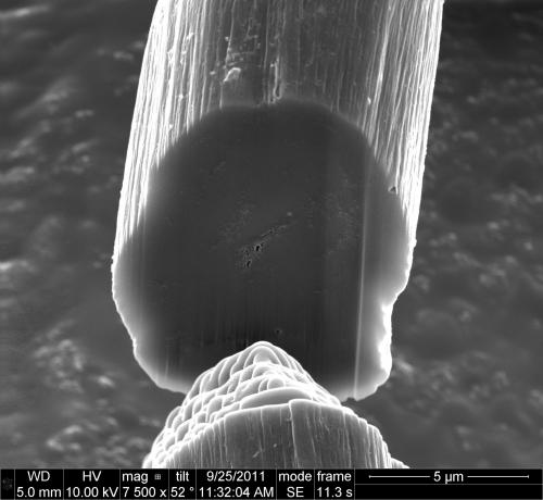 New nanotube fibers have unmatched combination of strength, conductivity, flexibility (w/ video)