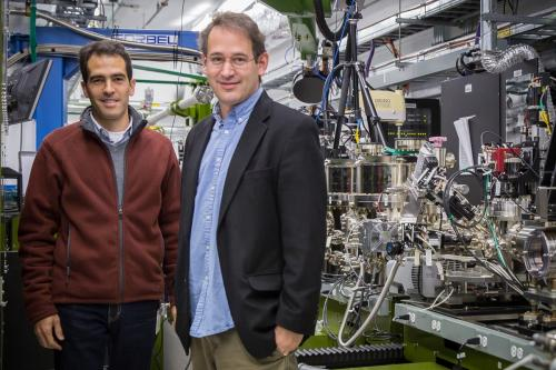 New X-ray laser technique measures atomic vibrations faster, more accurately