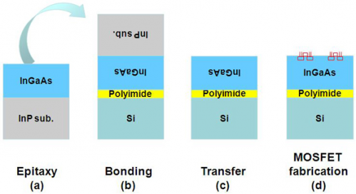 Researchers find high performance transistors on polymer superior to silicon