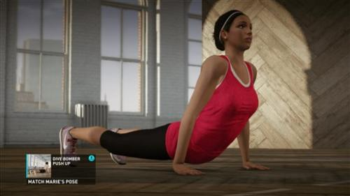 Review: 'Nike+ Kinect,' 'Your Shape' sweat it out