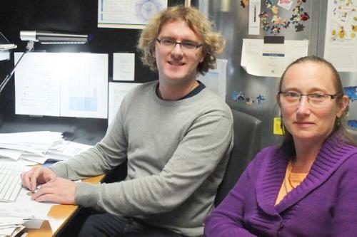 'Rhythm' of protein folding encoded in RNA, biologists find