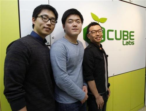 SKorea fosters startups as it seeks economic shift