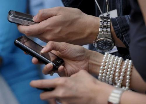 Smartphones accounted for some six percent of e-commerce sales in the first half of 2013