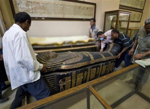 Study: Even ancient mummies had clogged arteries