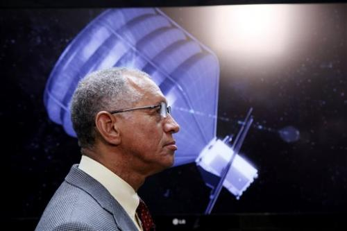 US space chief updates on asteroid lasso mission