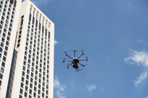 UT Arlington researchers provide first-ever academic study of journalists and private citizens' use of drones