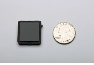 World's smallest, slimmest and lightest contact-free vein sensor