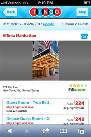 New technologies help travelers lower hotel prices